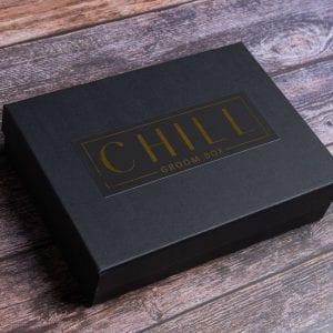 Chill Groom Box